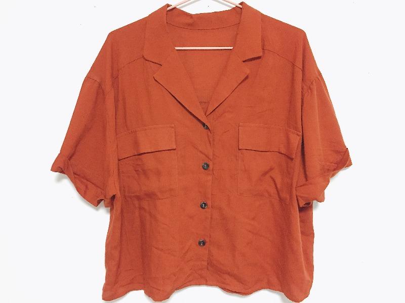 PAGEBOY オーバーサイズシャツ