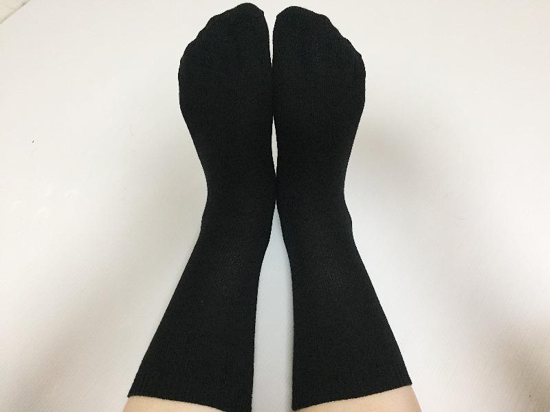 無印良品 靴下