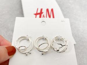H&M 指輪 シルバー