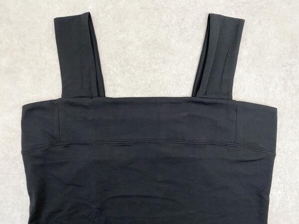 ベルメゾン サラリスト チラ見え防止インナー 胸部分