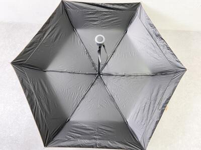 完全遮光日傘 遮熱