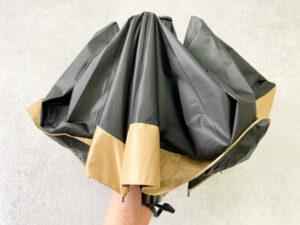 日傘 畳みにくい