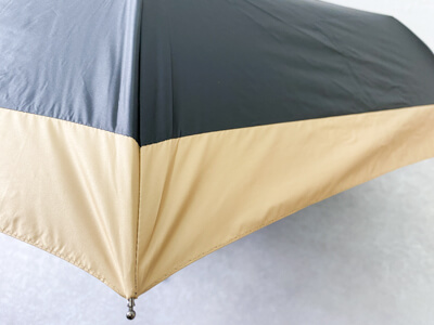 大きめ 日傘 撥水加工