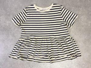 ザラ ボーダーTシャツ